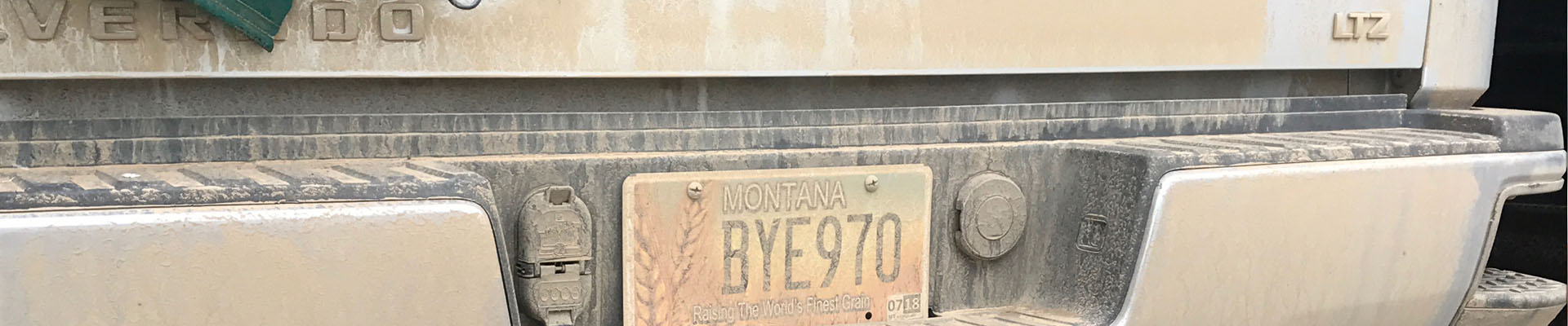 License Plate | Montana Grain Growers Association